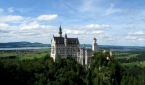 Castles of Bayern by bus