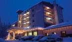 Christmas holiday in Pamporovo, hotel Belmont 4*