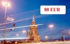 Charter flights Varna-Warsaw 2018